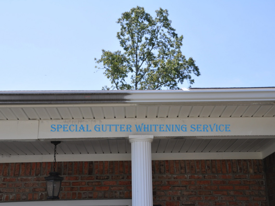 Call us for gutter clean out in Madison and Athens, AL